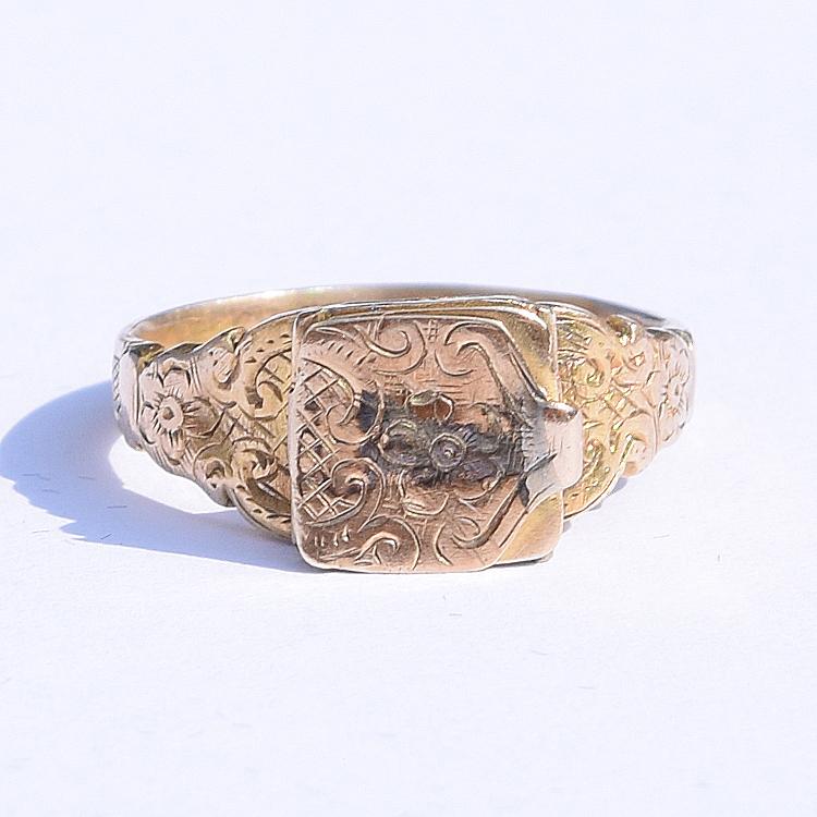 טבעת poison ג'ורג'יאנית